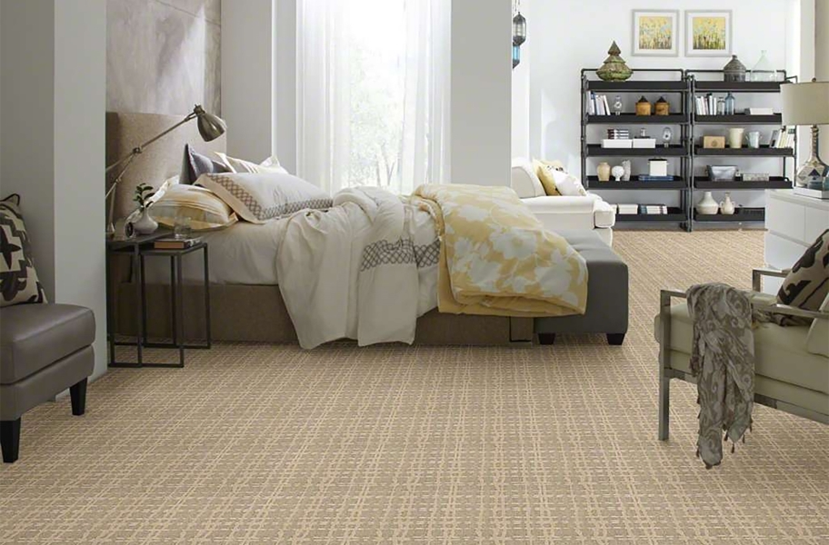 Shaw Pure Envy Carpet - Soft Glow