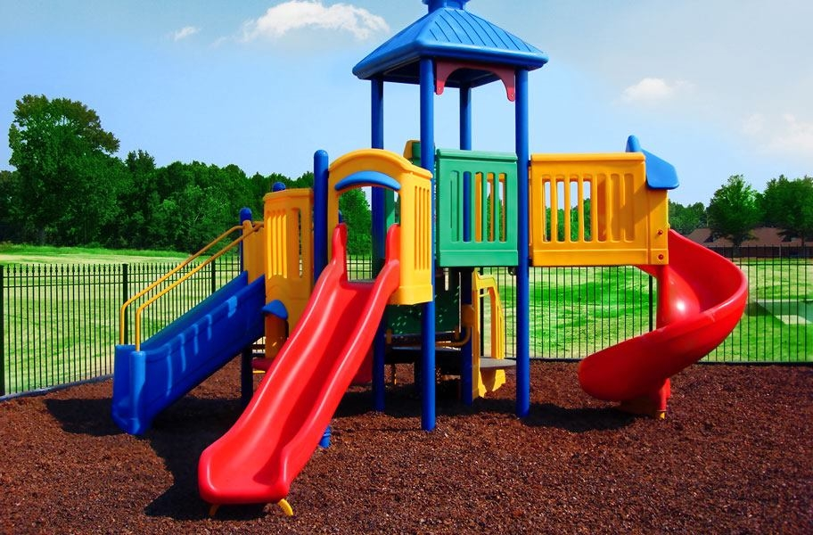 Playground Rubber Mulch - Bulk