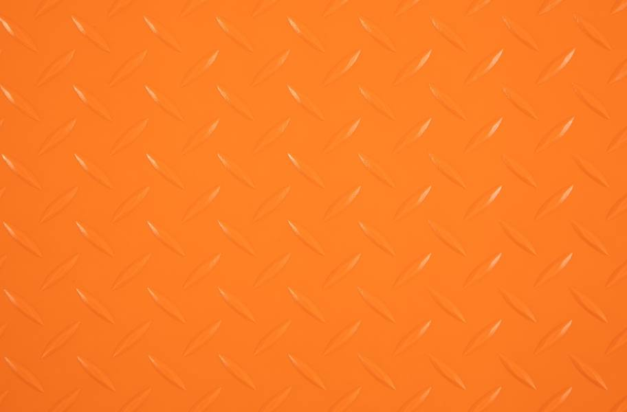 Diamond Nitro - Motorcycle Mats - Orange