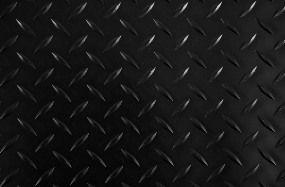 Diamond Nitro - Motorcycle Mats - Black