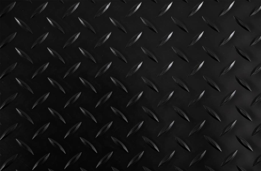 Diamond Nitro Roll - Motorcycle Mats - Black