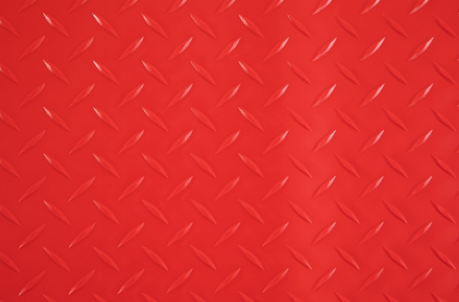 Diamond Nitro - Motorcycle Mats - Red