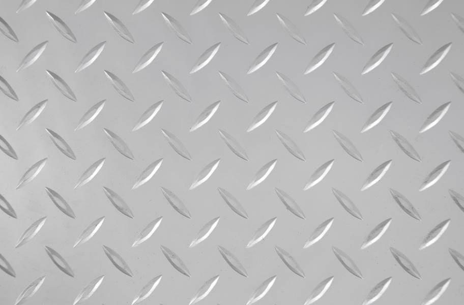 Diamond Nitro - Motorcycle Mats - Stainless Steel