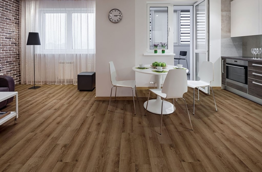 COREtec Pro Plus Rigid Core Vinyl Planks - Monterey Oak