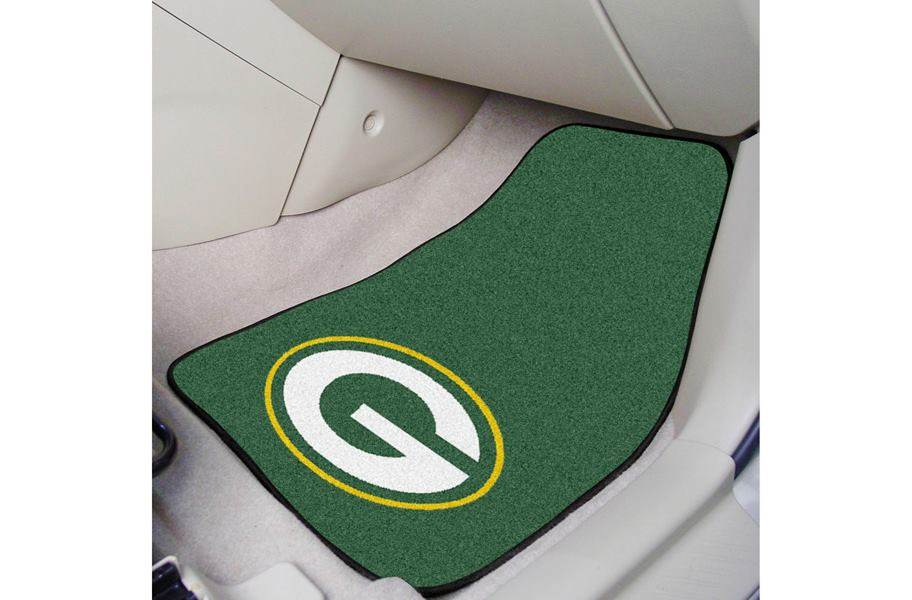NFL Carpet Car Mats