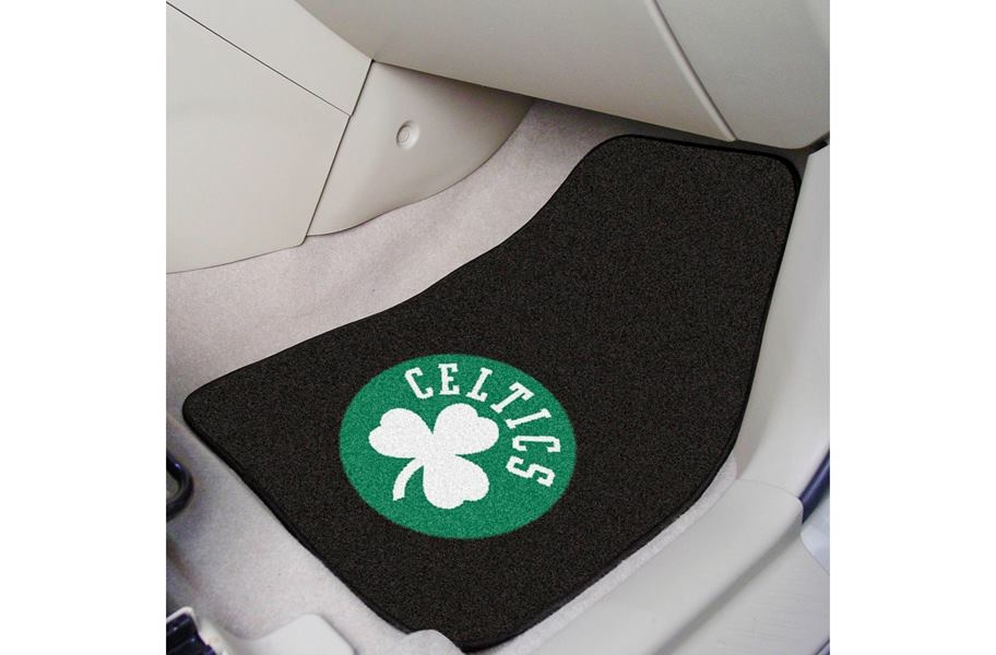NBA Carpet Car Mats