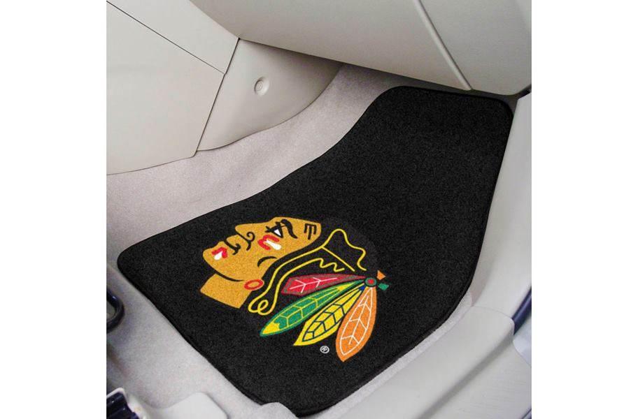 NHL Carpet Car Mats