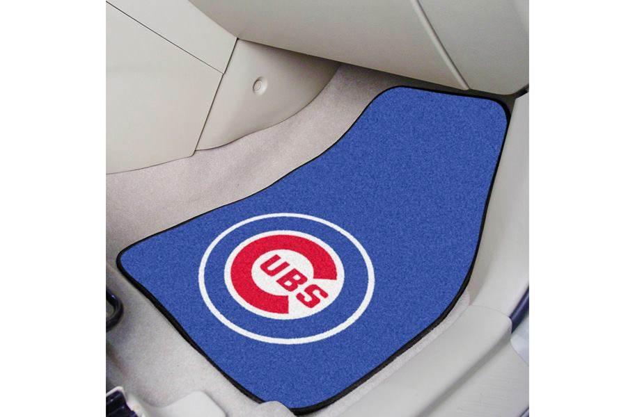 MLB Carpet Car Mats