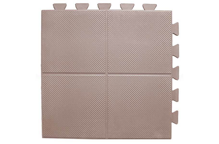 "9/16"" Aerobic Lock Virgin Rubber Tiles"