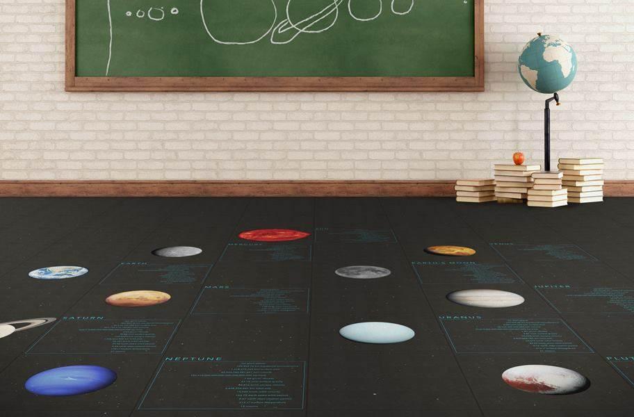 Solar System Flex Tile Kit