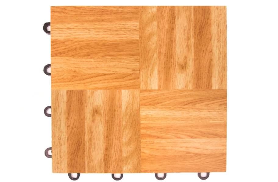 Practice Dance Tiles - Dark Maple