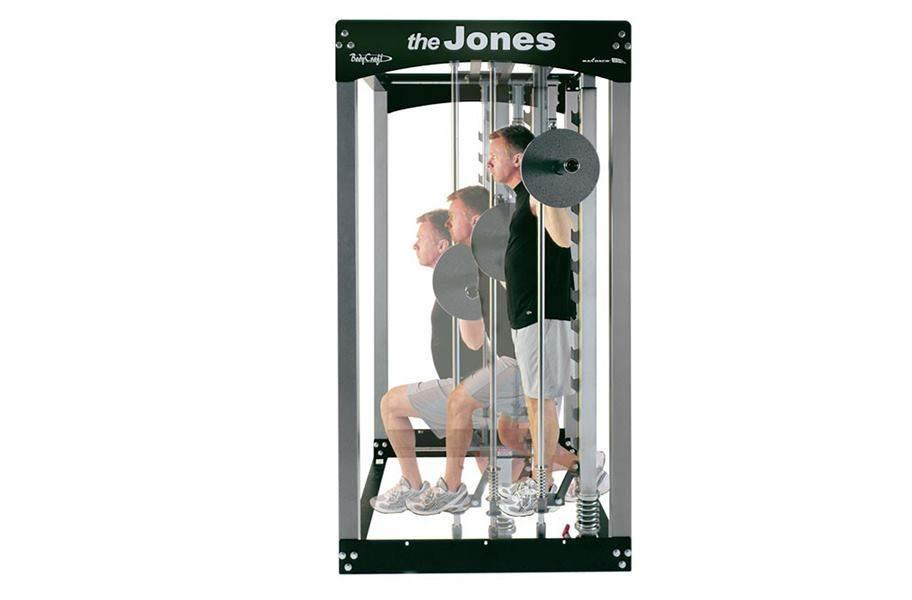 BodyCraft Jones Club