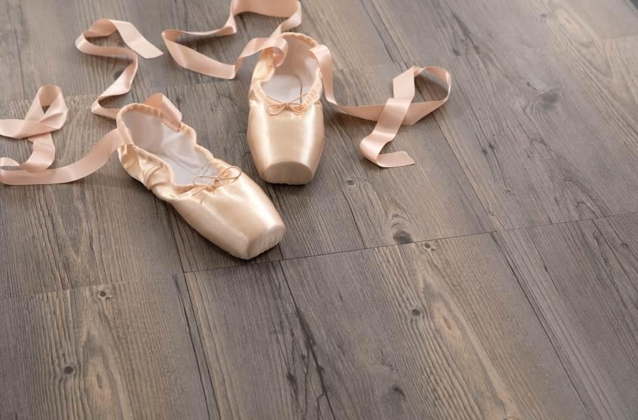 Practice Dance Tile Kits - Barnwood