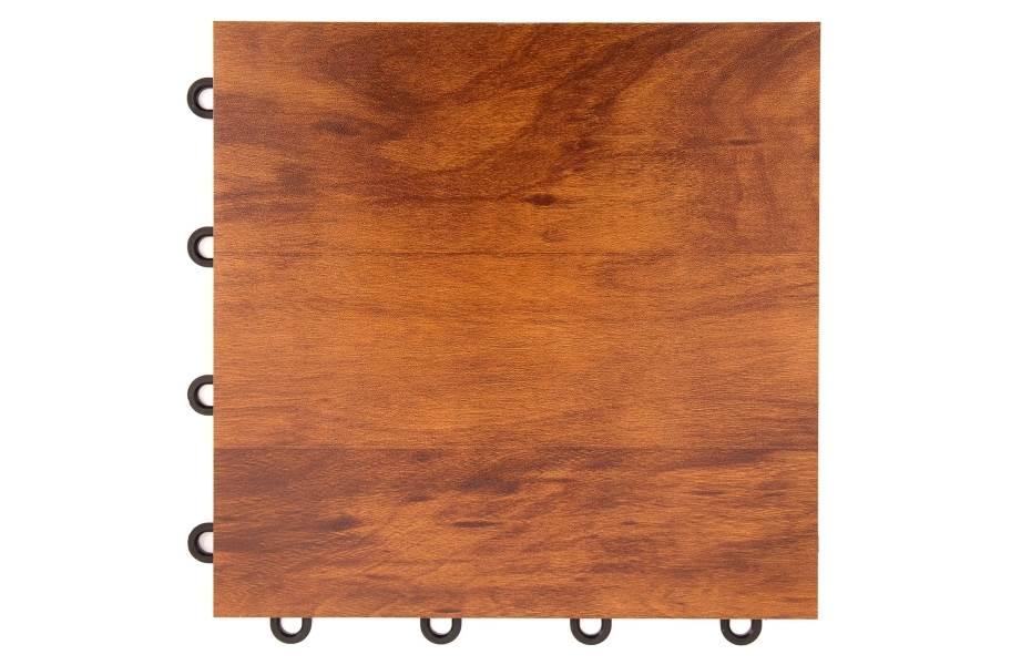 Practice Dance Tile Kits - Dark Maple