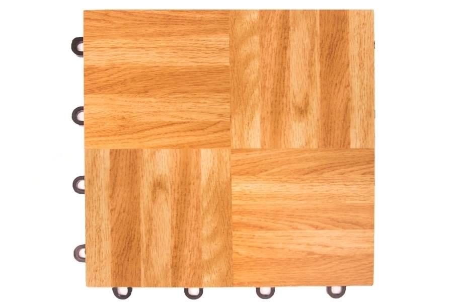 Practice Dance Tile Kits - Oak