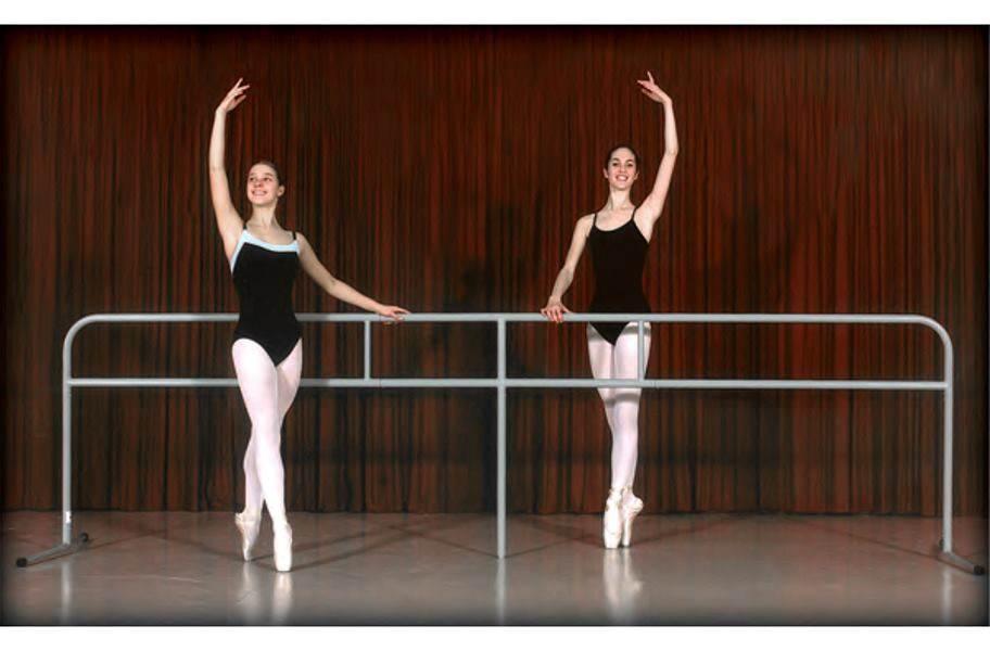 Portable Ballet Dance Barre