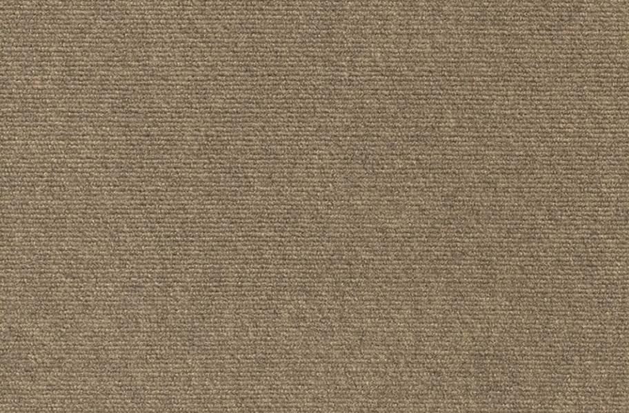 Ribbed Carpet Tile - Designer - Hunter Green