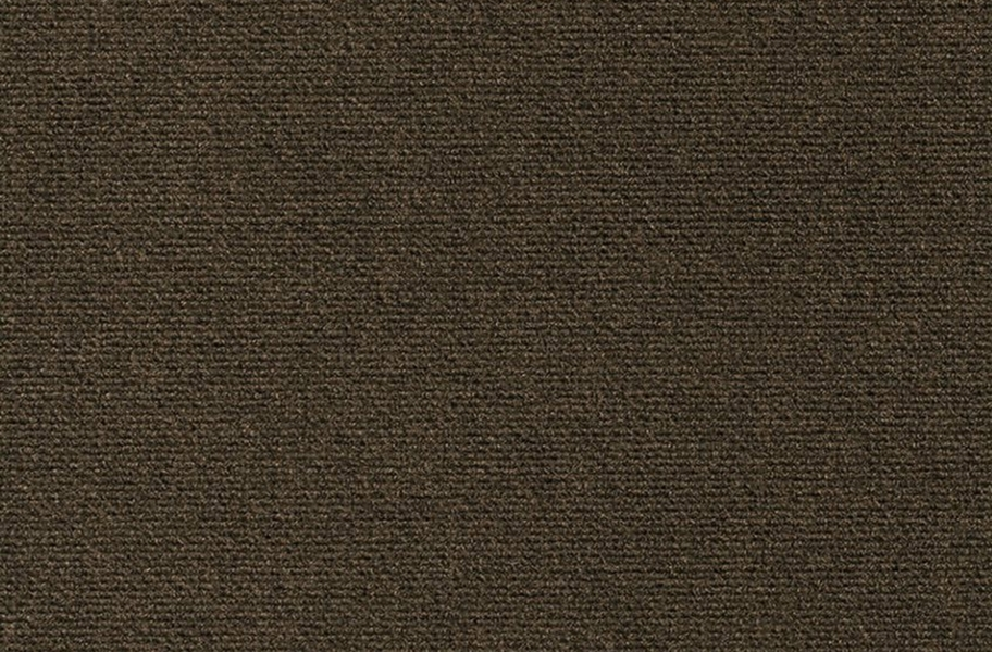 Ribbed Carpet Tile - Designer - Taupe
