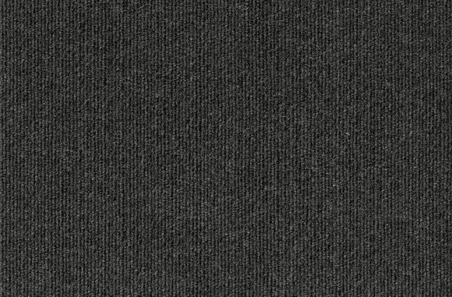 Ribbed Carpet Tile - Designer - Smoke