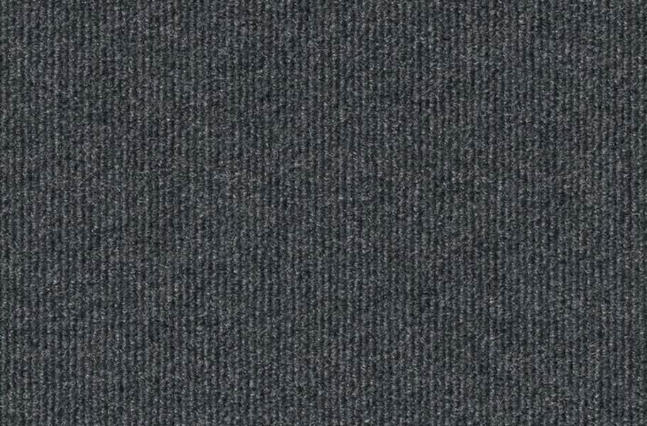 Ribbed Carpet Tile - Designer - Gunmetal