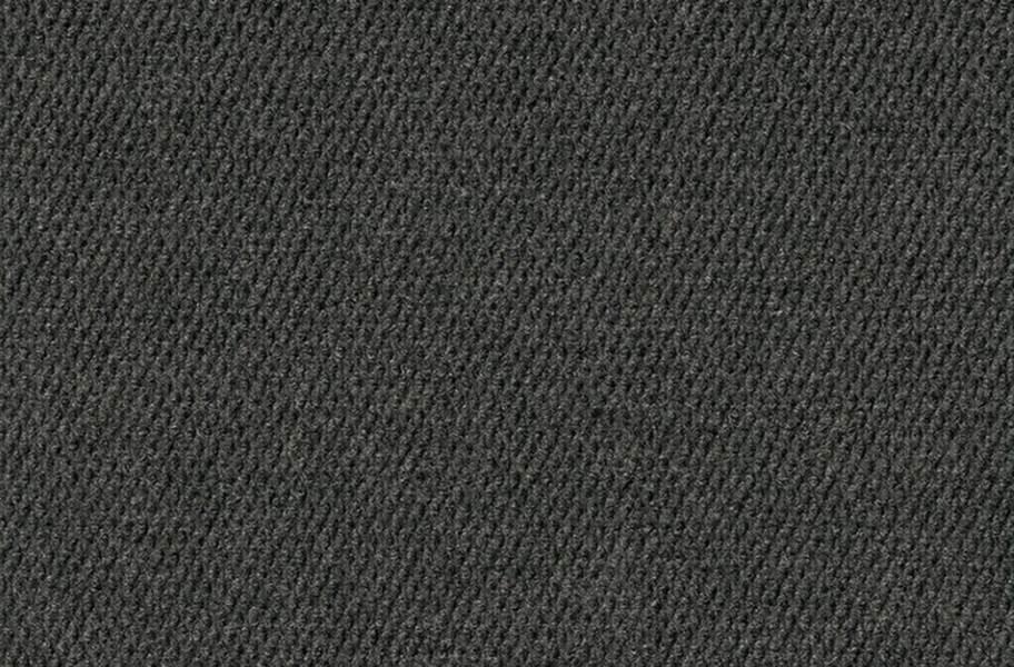 Hobnail Carpet Tile - Designer - Black Ice