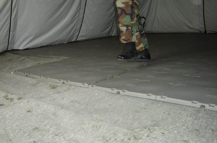 UltraDeck Portable Event Flooring