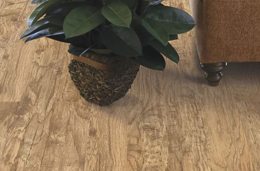 Mohawk Woodlands Vinyl Planks - Harvest Time