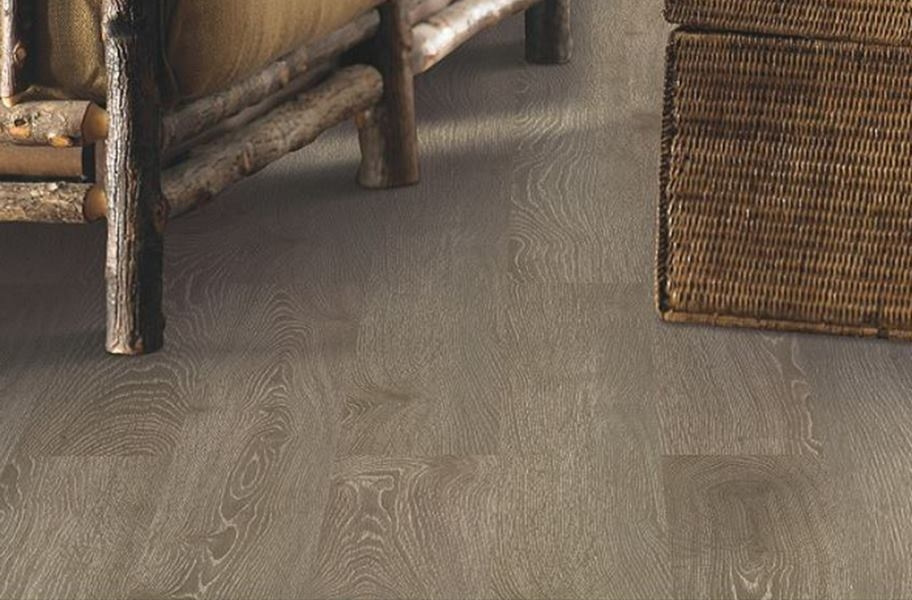 Mohawk Woodlands Vinyl Planks - Silver Shadow