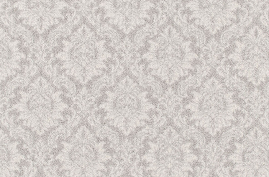 Joy Carpets Formal Affair Carpet - Etched Silver