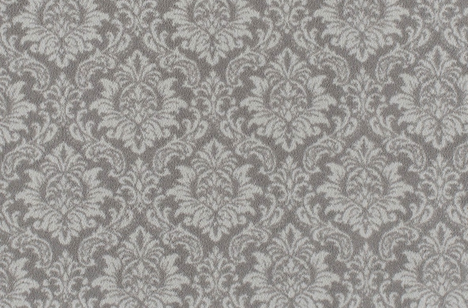 Joy Carpets Formal Affair Carpet - Historic Gray