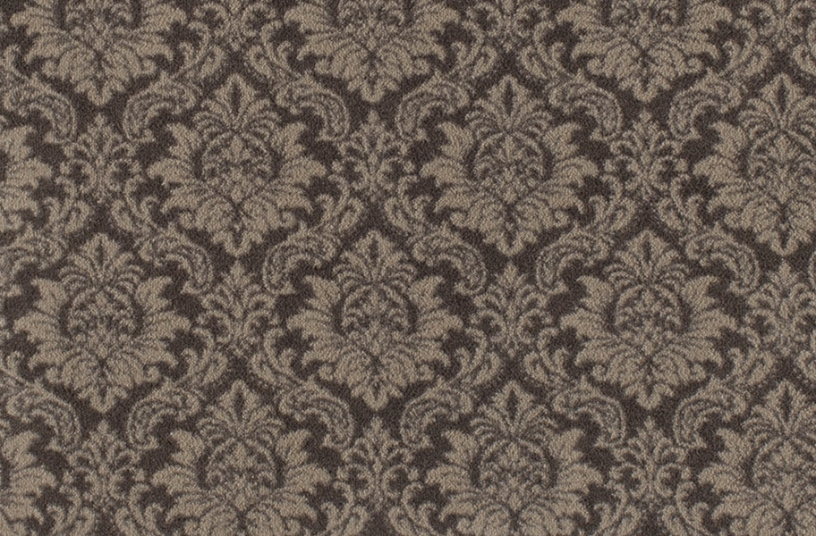 Joy Carpets Formal Affair Carpet - Truffle