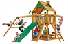 Chateau Swing Set - Chateau Swing Set Malibu Roof