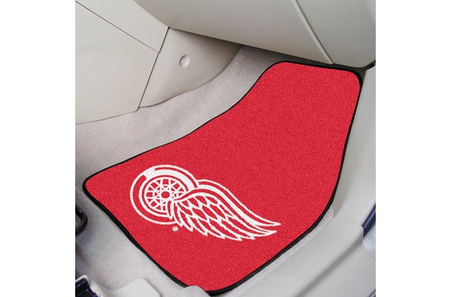 NHL Carpet Car Mats