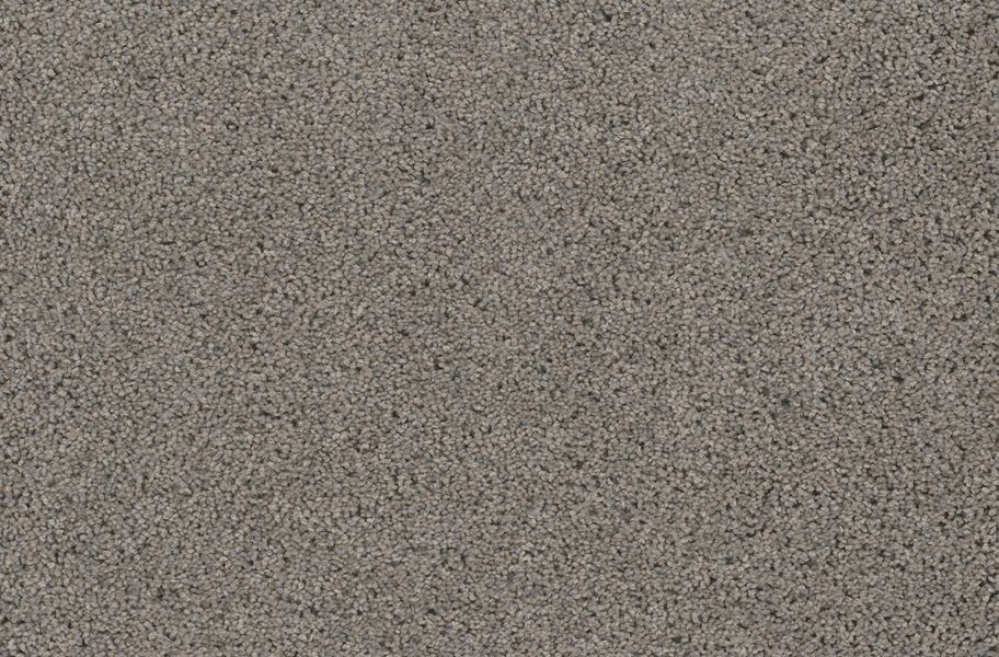 Easy Street Carpet Tile with Pad - Lava