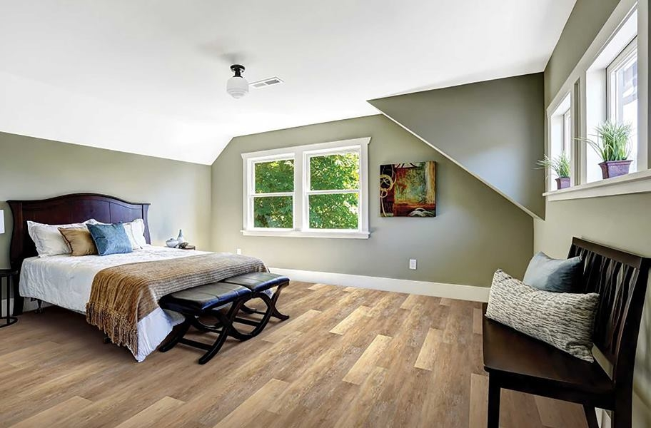 COREtec One Waterproof Vinyl Plank - Crown Mill Oak