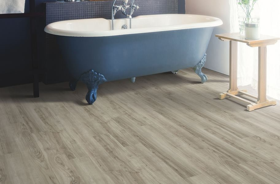 Mohawk Grandwood Waterproof Vinyl Planks - Rainstorm