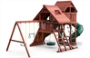 Sun Palace Deluxe Playset - Rear View