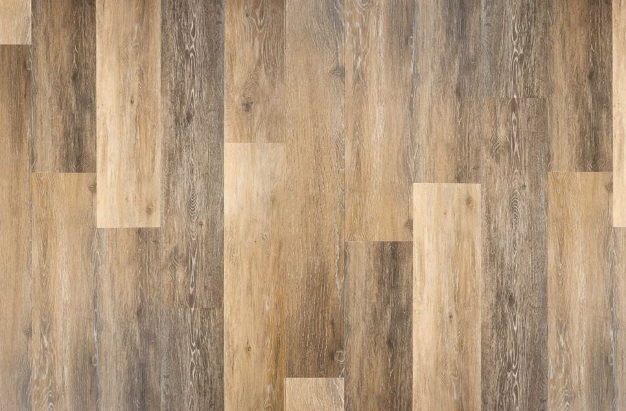 "TritonCORE 7"" Waterproof Vinyl Planks - Harbor Grey Oak"
