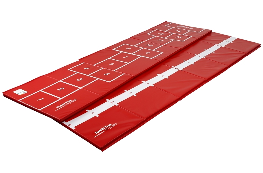 Hopscotch Mat - Hopscotch Mat Red