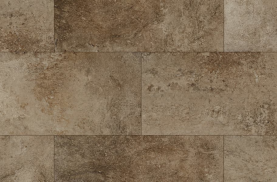 "COREtec Plus 12"" Waterproof Vinyl Tiles - Bronzed Stone"
