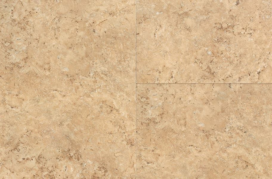 "COREtec Plus 12"" Waterproof Vinyl Tiles - Amalfi Beige"
