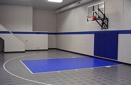 Indoor Sport Tile - Remnants