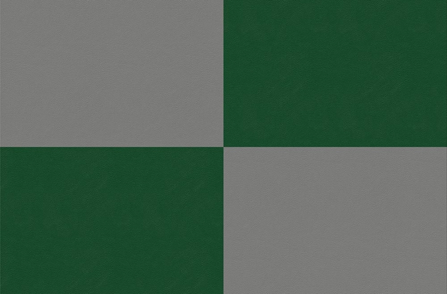 Smooth Flex Tiles - Light Gray & Red