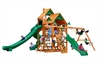 Great Skye II Playhouse - Great Skye II Playhouse with Standard Wood Roof