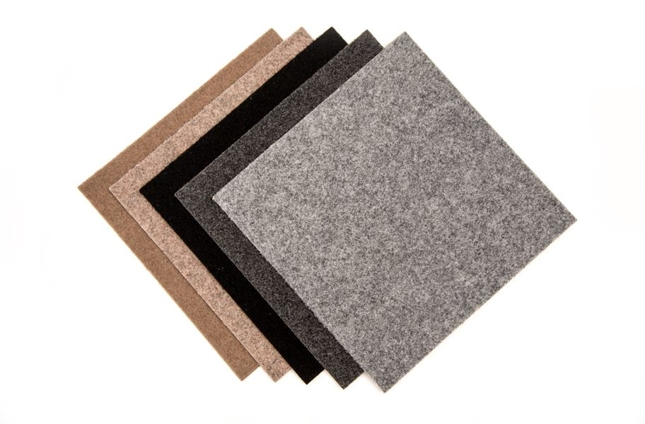 Legacy Carpet Tiles - Black