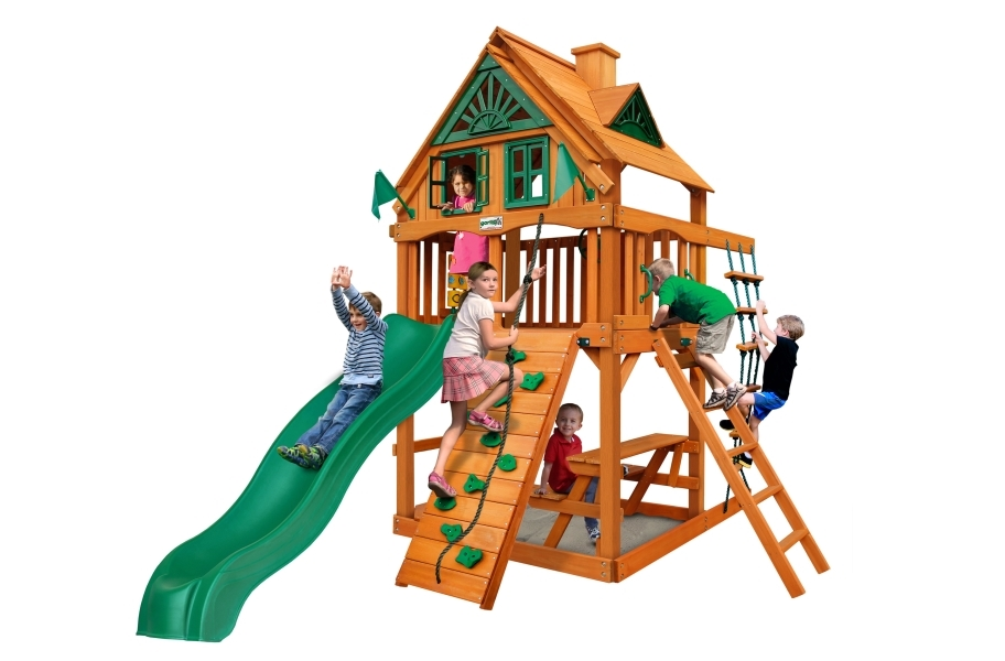 Chateau Tower Playset - Treehouse