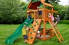 Chateau Tower Playset - Chateau Tower with Standard Wood Roof