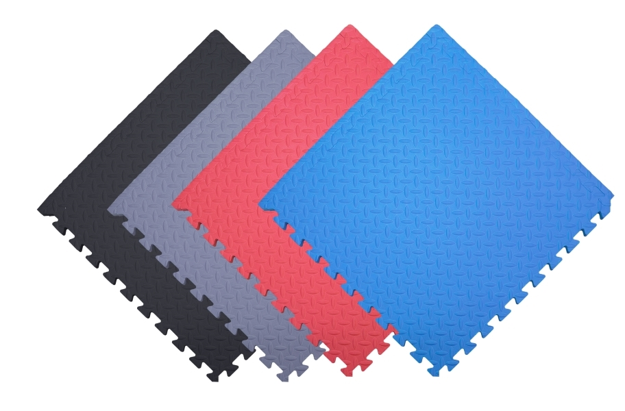 "5/8"" Diamond Soft Tiles - Blue"