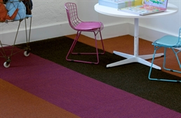 The Brights Carpet Tile