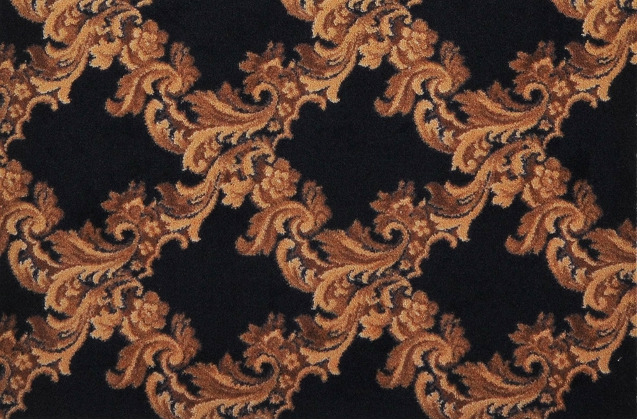 Joy Carpets Corinth Carpet - Black